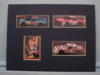 Saluting NASCAR Great - Bobby Hillin & his autograph