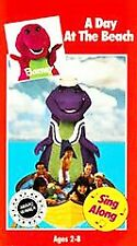 Barney - A Day At The Beach [VHS]