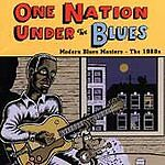VA - One Nation Under the Blues: Modern Masters 1980's CD Brooks Cray ZZ Hill