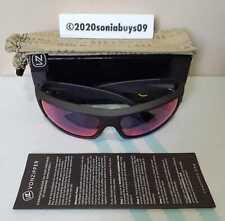 VonZipper Men's Clutch WildLife Polar Sunglasses, Graphite Satin/Plasma Chrome