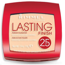 Rimmel Lasting Finish 25 Hr Waterproof Powder Foundation 7g 2-in-1 Wet & Dry