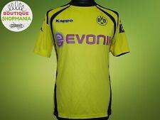 1ee13f826f790 En muy buena condición Borussia Dortmund BVB Home 2009-2010 (s) Kappa  Camiseta De Fútbol SOCCER TRIKOT