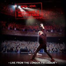 Bon Jovi - This House Is Not For Sale LIVE (NEW CD)