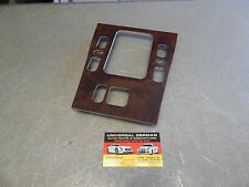 C230 C220 C240 C280 CENTER CONSOLE WOOD TRIM BURL