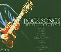 Rock Songs - The Best Of 50 Years von Various | CD | Zustand gut