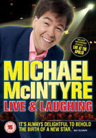 Michael Mcintyre - Live E Laughing DVD Nuovo DVD (8258740)