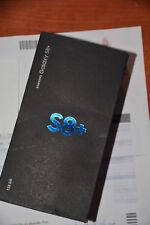 Samsung Galaxy S8+ SM-G955F - 128GB - Midnight Blac Neu und Ungeöffnet