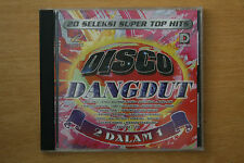 Disco Dangdut @ Dalam 1 - 20 Seleksi Super Top Hits   (Box C107)