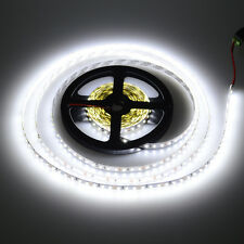 Super Bright Cool White 3014 SMD 600LED Flexible LED Strip Light 5M 120LED/M 12V