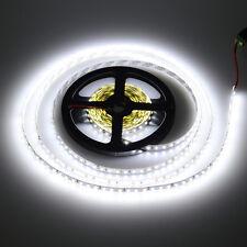 Super Bright Cool White 3014 SMD 600LED Flexible LED Strip Light 5M 120LED/M 12V