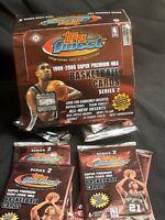 1999-20 NBA FINEST SERIES 2 - (1) PREMIUM HOBBY PACK Look 4 Kobe GOLD Refractor