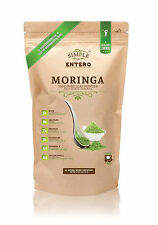 Simple y Entero Moringa Pure leaf Powder 8oz 7550mg per serving 899413001557