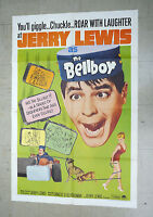 The Bellboy One Sheet Movie Poster 1966
