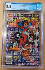 New Mutants #100 CGC 8.5 - (1991, Marvel Comics)  1st Appearance of X-Force