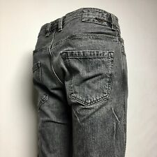 Diesel Paddom Jeans Denim Grey Size W30 L32
