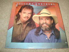 Bellamy Brothers Crazy From The Heart MCA LP 1987 Digital Recording