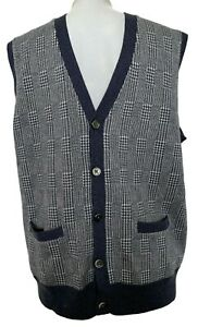 NEW, BROOKS BROTHERS MEN'S BUTTON DOWN SWEATER VEST, M, $200