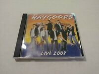 The Haygoods Live 2008 CD
