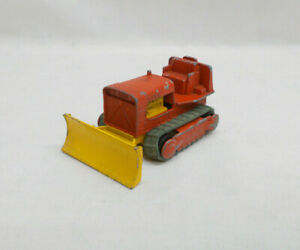 Vintage Matchbox No 16 Case Tractor - Made In England By Lesney