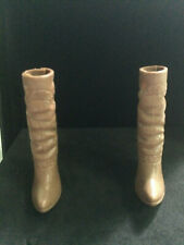 New Lovely Brown Boots(long shoes) for 1/6 (11.5 Inch)  BJD Doll