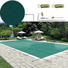 VEVOR Swimming Pool Cover 16 x 32 ft Safety Winter Pool Cover for In-Ground Pool
