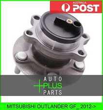 Fits MITSUBISHI OUTLANDER GF_ Rear Wheel Bearing Hub