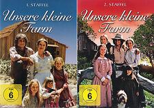 Unsere kleine Farm - Die komplette 1. + 2. Staffel                   | DVD | 111