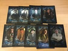 Harry Potter The Prisoner Azkaban Foil Cards