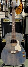 ART & LUTHERIE LEGACY, Q-DISCRETE ELECTRO-ACOUSTIC, DENIM MADE IN CANADA, NEW