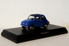KYOSHO~ FIAT 500F (B) ~ 1/64 Scale Minicar Collection (Free Shipping)...