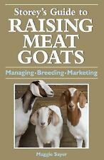 Storey's Guide to Raising Meat Goats