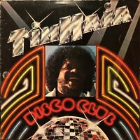 brazil funk soul LP TIM MAIA Disco Club mp3 OG 1978 Portugal MPB Boogie Atlantic