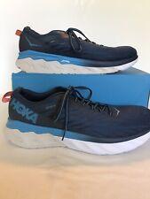 Hoka One One Arahi 4 Size 13 Men's Running Shoes Navy Low Mileage