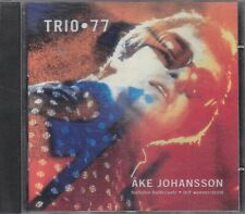 AKE JOHANSSON - trio 77 CD