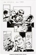 Mark Bagley and Scott Hanna Venom #165 Page 12 Original Art (Marvel, 2018)