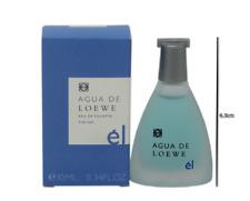 AGUA DE LOEWE EL FOR HIM EAU DE TOILETTE SPLASH 10 ML/0.34 FL.OZ. MINIATURE