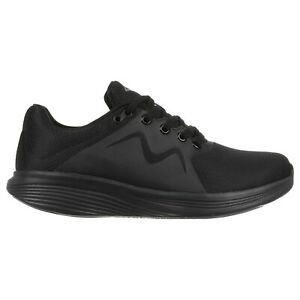 MBT Womens Trainers Yasu Casual Lace-Up Low-Top Sneakers Textile Synthetic