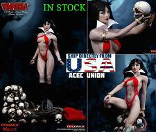 Phicen 1/6 Vampirella Figure Complete Box Set PL2017-101A U.S.A. IN STOCK