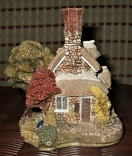 Lilliput Lane * Vintage Circular Cottage Blaise Hamlet Collection 1989