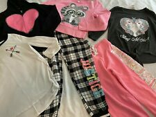 Lot Of Youth Girls Fall, Winter Clothes, Size 7-8, Justice, Lily Bleu, Old Navy