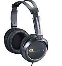 Lot Of 5 JVC HARX300 Full Size Over The Ear Headphones in Black