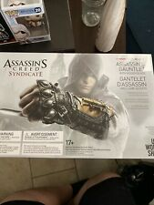 Assassin's Creed Syndicate Assassin's Gauntlet with Hidden Blade NEW / Open Box