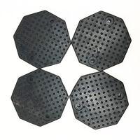 Heavy Duty Rubber Arm Pads Car Lift Accessories for Auto Truck Hoist 4Pcs/Set