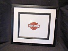 Harley Davidson Motorcycle Wall Decoration Decor Plaque Picture 13x15""