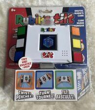 New RUBIK'S TILT Electronic Handheld Digital Rubiks Cube Game Motion Controlled