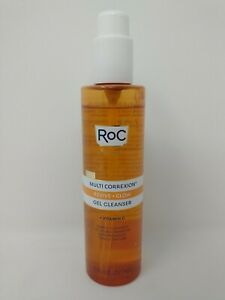 RoC Multi Correxion Revive + Glow Gel Cleanser With Vitamin C and Glycolic Acid