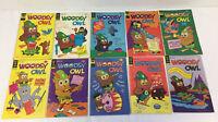 1973-1975 WOODSY OWL comics #1 2 3 4 5 6 7 8 9 10 ~ FULL SET