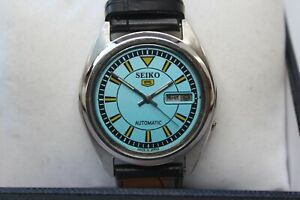 Vintage Seiko 5 Automatic Watch from June 1980 - 7009-3160- 064235