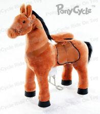 PonyCycle No Electric Kid Powered Ride On Toy Horse Medium 4-9 Yr