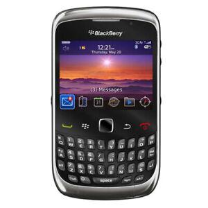 BRAND NEW BLACKBERRY CURVE 9300 UNLOCKED PHONE - 3G - WIFI - 2MP CAMERA
